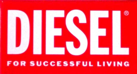 logo diesel B76 Marseille